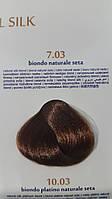 Крем-краска для волос Colorianne Classic 7/03 Натуральный шелковый блондин
