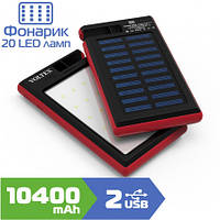 Внешний аккумулятор Voltex 10400mAh VS-240.11 Red