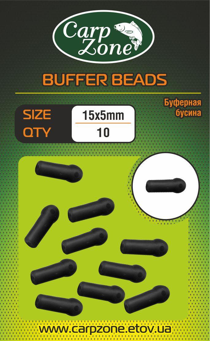 Буферная бусина BUFFER BEADS 15x5mm