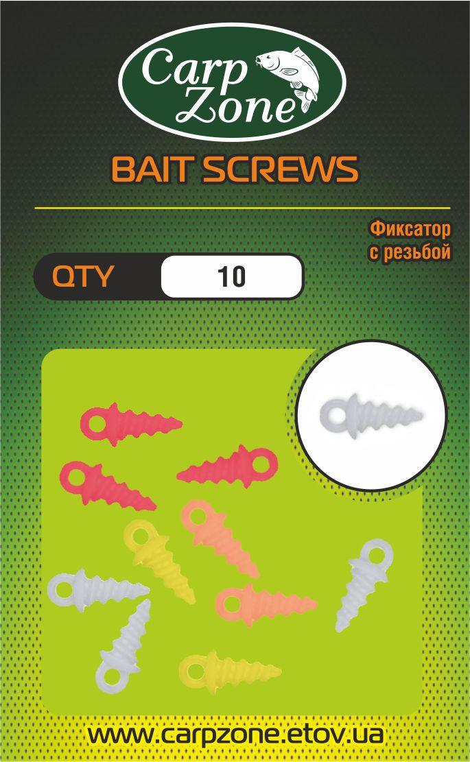 Фиксатор с резьбой BAIT SCREWS Mix