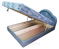 Кровать двуспальная Ромашка 1400
