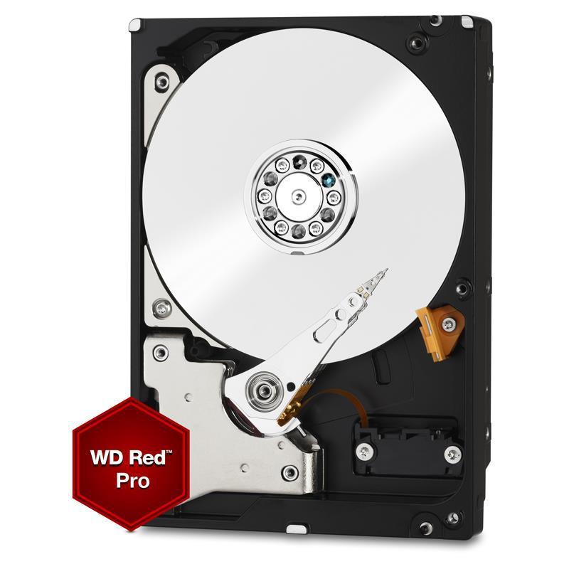Жорсткий диск внутрішній 4 Tb SATA 3.5 128MB 3.0 Western Digital Red Pro ( WD4002FFWX) e714d542c66ca