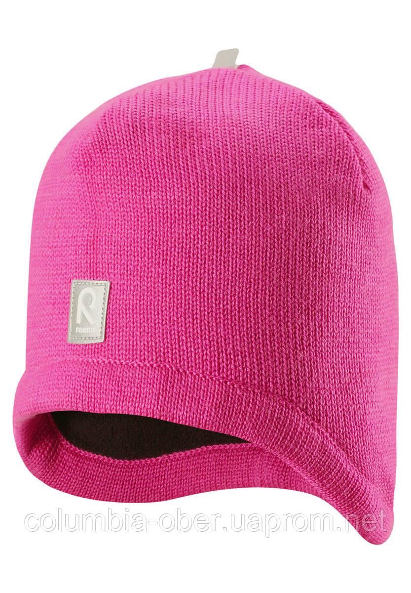 Зимняя шапка для девочек Reima Viita 528560-4620. Размеры 54 и 56.