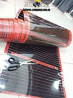 Cаморегулирующаяся нагревательная пленка (отрезная  ) 0.50Х0.25