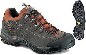 Туристические кроссовки Trezeta Alder Low серые р.38 (24см) 0115