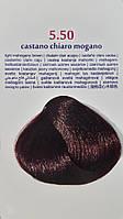 Крем-краска для волос Colorianne Classic 5/50 Светлый шатен махагон