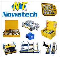 Элетромуфтовые сварочные аппараты Nowatech