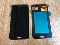 Дисплей Samsung J701 Чёрный Black GH97-20904A оригинал!