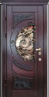 Входная дверь Элит-патина