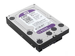 Жорсткий диск HDD 4000GB Western Digital WD40PURX  (SATA III, InteliPower, 64МВ)