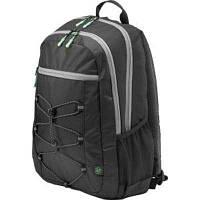 """Рюкзак 15.6 """"HP Active Backpack (1LU22AA) Black / Mint (1LU22AA)"""