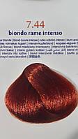 Крем-краска для волос Colorianne Classic 7/44 Ярко-медный блонд