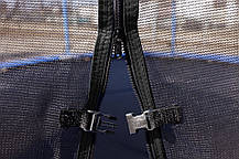 Батут GartenPlay 12ft (366cm) с внешней сеткой  для дома и спортзала, Львов, фото 2