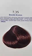 Крем-краска для волос Colorianne Classic 7/35 Бронзовый блондин