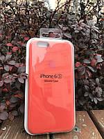 Чехол на телефон Iphone 6,6s Silicone Case