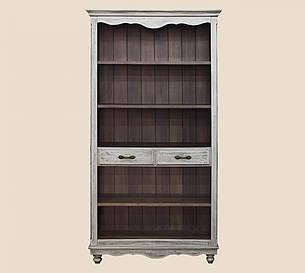 Шкаф для книг ПР-05 Прованс цвет на выбор  РКБ-Мебель, фото 2