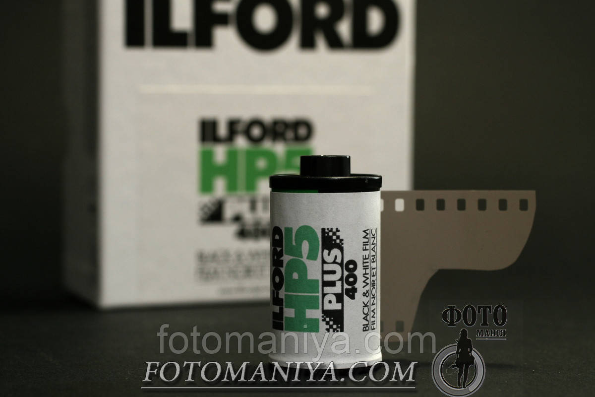 ILFORD HP5 Plus 400 135-36