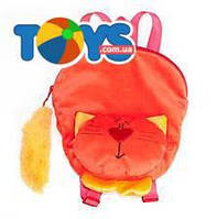 Детская сумка-рюкзак «Котик», ROG01