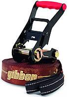 Слэклайн Gibbon TRAVELLINE X13 15 m Slackline Set
