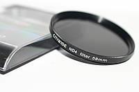 Нейтрально-серый светофильтр CITIWIDE 58 мм ND4