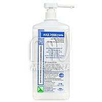Дезинфицирующее средство для рук и кожных покровов АХД 2000 гель, 1000 мл
