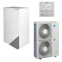 Тепловой насос воздух-вода Daikin Alterma  ( 11 кВт) ERLQ011CV3 \ EHBH11CB3V