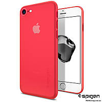 Чехол Spigen для iPhone 7 / 8 Air Skin, Red , фото 1
