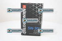 Масло NANOPROTEC 5W30 4л (синтетическое)  (5W30)