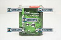 Масло NANOPROTEC Diesel 10W40 1л (полусинтетика)  (10W40)