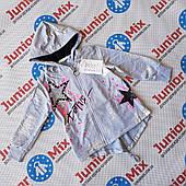 Подростковая модная стильная кофта с капюшоном для девочек оптом  BBW. ИТАЛИЯ