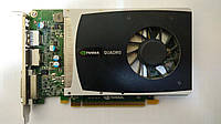 Профессиональная видеокарта Nvidia Quadro 2000 - 1Gb GDDR5 (128bit)!