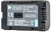 Аккумулятор PowerPlant Panasonic D120, D08S 1120mAh