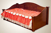 """Кровать деревянная """"Greece"""" с ящиками, фото 1"""