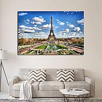 Картина - Париж Франция