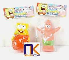 Іграшка для ванної: Пищалка Spong BOB (морська зірка) 13см, 2 види