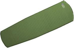 Коврик самонадувающийся Terra Incognita Air 2.7 Lite зелёный