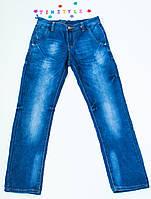 Модные джинсы   для мальчика на рост 128-164 см