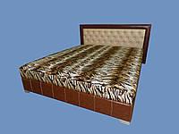 Двухспальная кровать Дипломат NEW 1,6