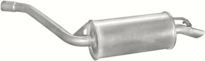Глушитель B154-895(08.289) FORDSierra 1,8-2,0 (84-92) Задняя часть