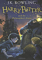 Rowling J.K. Harry Potter and the Philosopher's Stone (Гарри Поттер и Философский камень на английком.), фото 1