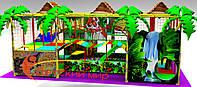 """Детский игровой лабиринт """"Маугли"""""""