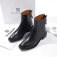 Givenchy женские ботинки люкс