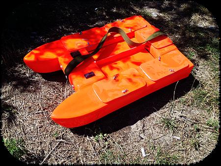 """Кораблик для рыбалки CarpZone """"Классик"""" модель 2015г."""