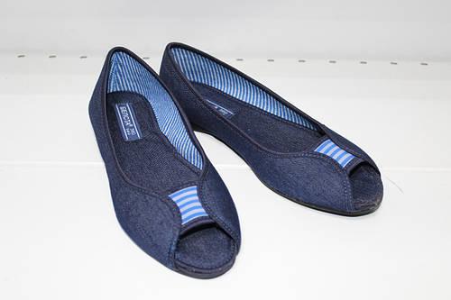 3982b9154 Балетки женские Белста джинсовые : продажа, цена в Мелитополе. мокасины и  слипоны женские от