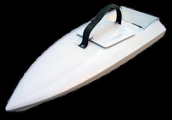 Корпуса корабликов для рыбалки CarpZone «Ультра» Крашенные корпуса
