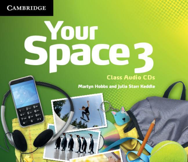 Your Space 3 Audio CDs