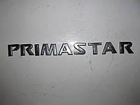 Б/у Логотип емблема буквы значок шильдык шильдик шыльд ниссан примастар nissan primastar