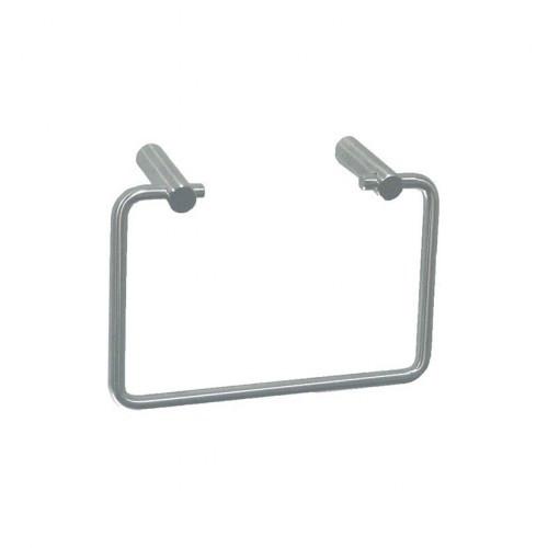 Держатель полотенец металлический квадратный MEDINOX (AI0090CS)