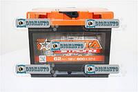 Аккумулятор 62 Аз 6СТ STARTA Strong  (56015 02)