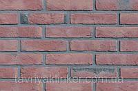 """Плитка клинкерная ручной формовки """"Nieuw Rood Bont GS"""""""